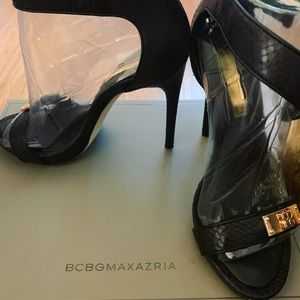 BCBG MaxAzria high heels!!! Fashion statement